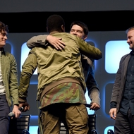 Rian Johnson - Phil Lord - Christopher Miller - John Boyega - Rogue One: Una Historia de Star Wars