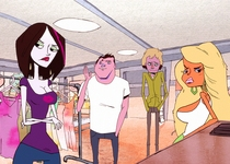 Patton Oswalt - Paul Rudd - Riki Lindhome - Kate Micucci - Nerdland