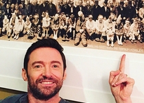 Hugh Jackman - The Greatest Showman on Earth
