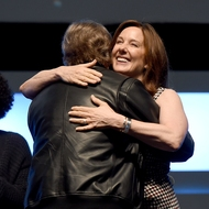Mark Hamill - Kathleen Kennedy - Rogue One: Una Historia de Star Wars
