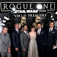 Felicity Jones - Diego Luna - Ben Mendelsohn - Mads Mikkelsen - Alan Tudyk - Donnie Yen - Riz Ahmed - Rogue One: A Star Wars Story