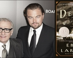 Lo nuevo de Leonardo DiCaprio y Martin Scorsese: The Devil in the White City