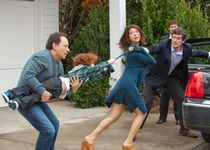 Billy Crystal - Marisa Tomei - Tom Everett Scott - Kyle Harrison Breitkopf - S.0.S.: Familia en apuros