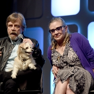 Carrie Fisher - Mark Hamill - Rogue One: Una Historia de Star Wars