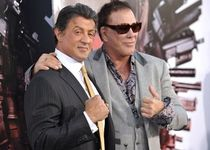 Sylvester Stallone - Mickey Rourke - Los indestructibles