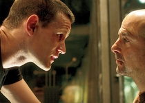 Stanley Tucci - Matt Smith - Patient Zero
