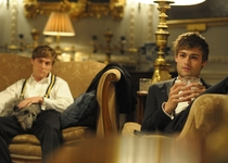 Douglas Booth - Jack Farthing - The Riot Club