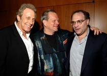 Terry Gilliam - Charles Roven - Bob Weinstein - Los hermanos Grimm