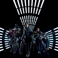 Wen Jiang - Felicity Jones - Diego Luna - Alan Tudyk - Donnie Yen - Riz Ahmed - Rogue One: Una Historia de Star Wars