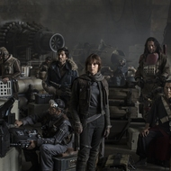 Wen Jiang - Felicity Jones - Diego Luna - Donnie Yen - Riz Ahmed - Rogue One: Una Historia de Star Wars