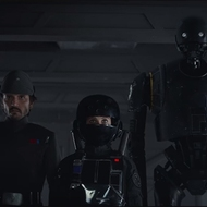 Felicity Jones - Diego Luna - Alan Tudyk - Rogue One: Una Historia de Star Wars