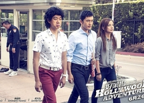 Robert Patrick - Wei Zhao - Dawei Tong - Xiaoming Huang - Hollywood Adventures