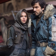 Felicity Jones - Diego Luna - Rogue One: Una Historia de Star Wars