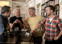 Harrison Ford - Ridley Scott - Ryan Gosling - Denis Villeneuve - Untitled Blade Runner Project