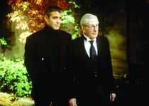 George Clooney - Michael Gough - Batman & Robin