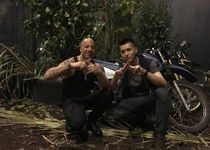 Vin Diesel - Kris Wu - xXx: The Return of Xander Cage