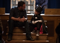 Colin Trevorrow - Jacob Tremblay - The Book of Henry