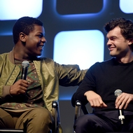 Alden Ehrenreich - John Boyega - Rogue One: Una Historia de Star Wars