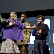Carrie Fisher - Mark Hamill - Phil Lord - Alden Ehrenreich - John Boyega - Rogue One: Una Historia de Star Wars