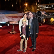 Walter McKenzie - Rainn Wilson - Holiday Reinhorn - Rogue One: A Star Wars Story