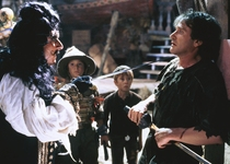 Robin Williams - Hook, el regreso del capitan Garfio
