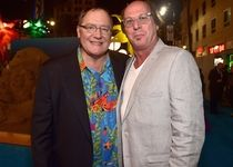 John Lasseter - Adrian Belew - Buscando a Dory