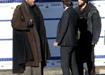 Keanu Reeves - Laurence Fishburne - John Wick: Chapter Two